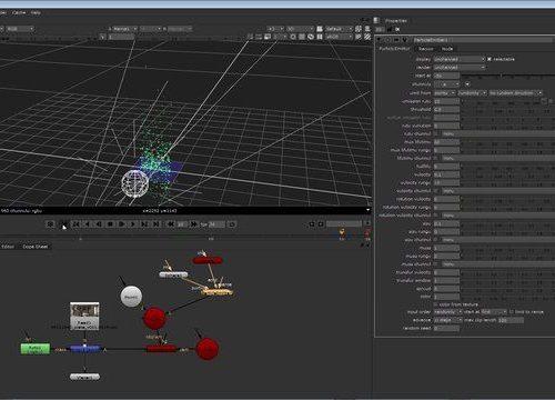 3D Particle Emitter Tricks