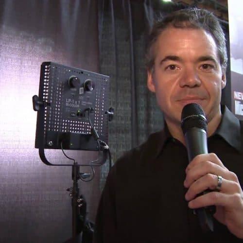 CineGear 2010: LED Lighting