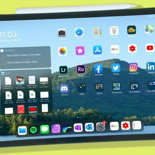 Creating Content for the iPad 4K