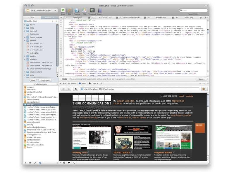 Macworld 2008: Panic Software